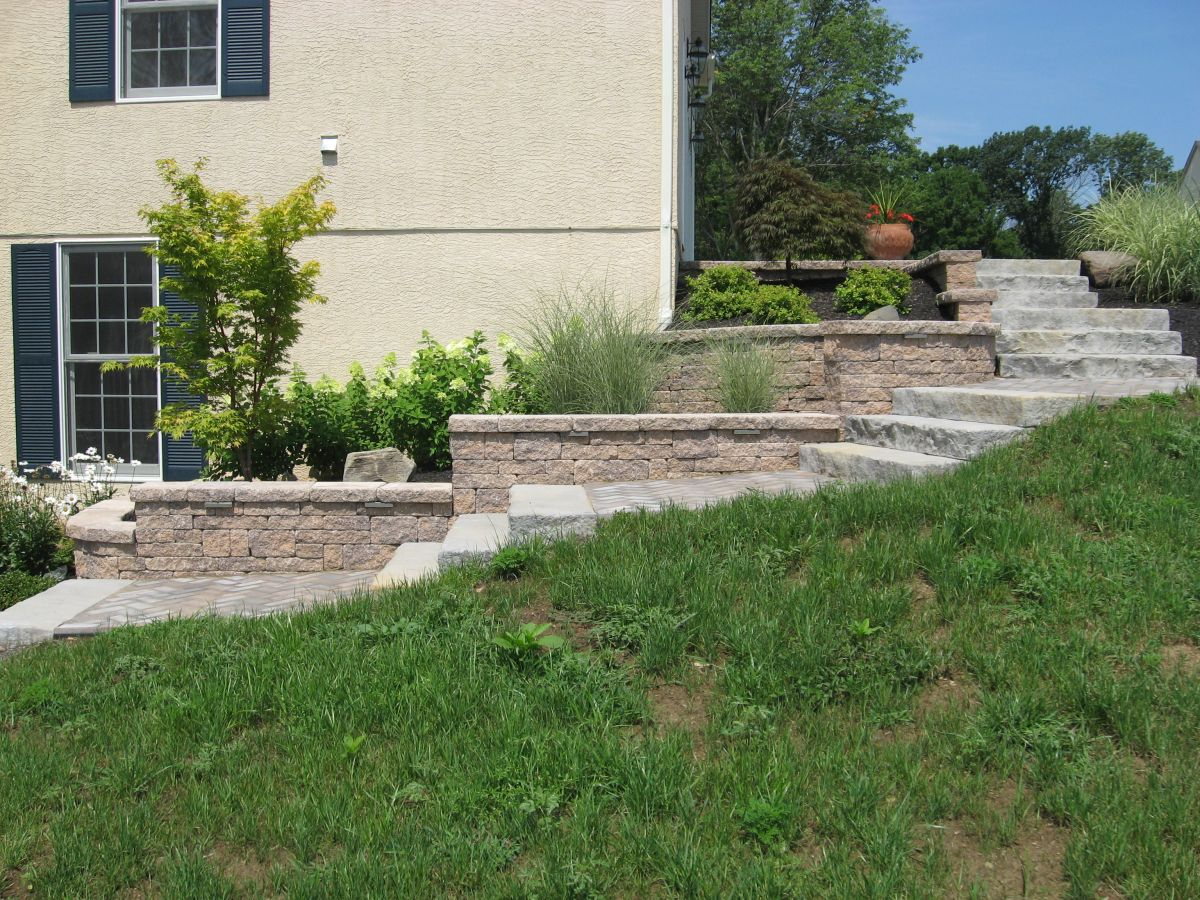 Martel - steps with retaining walls_2